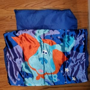 Vintage Blues Clues Sleeping Bag